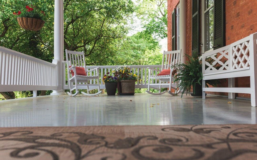 Ideas to Update Your Front Porch